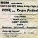 Rock et Reggae Festival Aout 79