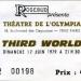 Third World  17 juin 79