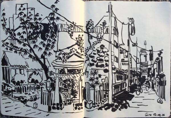 kyoto,japon
